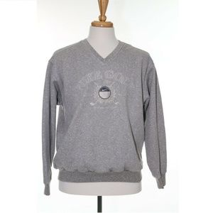 Vintage Nike Golf Sweatshirt Retro Stitched Spell
